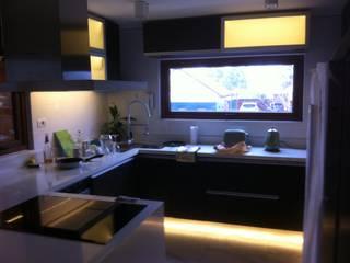 Remodelacion de cocinas: Cocinas de estilo  por JORGE PALMA PAPIC E.I.R.L.