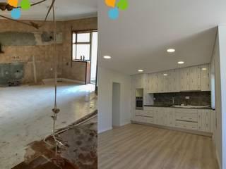 Remodelação Apartamento Rua do Castelo - Porto por Grupo Prummo