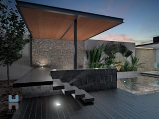 Hot Tub by Heftye Arquitectura