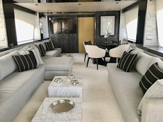 Modern Yachts and Jets by DECO Designers Modern