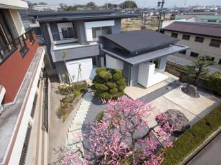 par 1-1 Architects 一級建築士事務所 Moderne