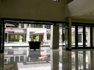 Luxury Bungalows @ Lorong Gurney Kuala Lumpur by Mode Architects Sdn Bhd Tropical