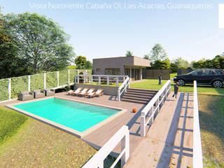 Territorio Arquitectura y Construccion - La Serena สระว่ายน้ำ