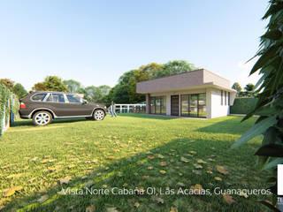 Bungalow by Territorio Arquitectura y Construccion - La Serena, Modern