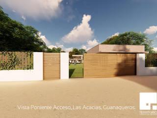 Territorio Arquitectura y Construccion - La Serena บ้านสำเร็จรูป