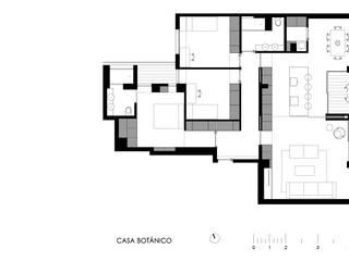 casa Botánico | Valencia, Spain estudio calma