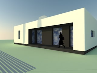 LL House: Casas  por RPJD.Arquitectos,