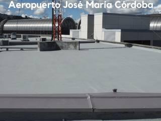 Maisons modernes par Milena Rojas Construcciones Moderne