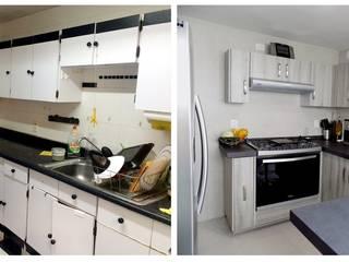 Remodelación - Cocina GG:  de estilo  por Rios Serna Arquitectos