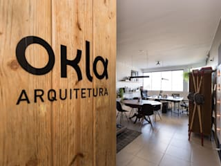 by Okla Arquitetura Eclectic