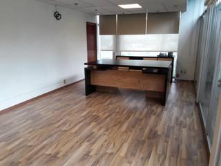 Remodelación de Casas y Oficinas Estudios y despachos modernos de Grupo Inza Moderno