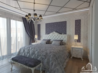 Bedroom by GCE Building Solution s.r.o.