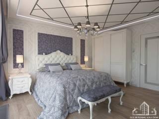 Residence Garden Towers Prague Спальня в классическом стиле от GCE Building Solution s.r.o. Классический