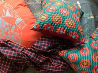 Terracotta snuggle set: modern  by Alpha Btch, Modern
