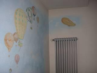 Camerette bambini:  in stile  di Murales & Decorazioni per te,