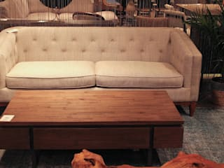 Sofás Premium de Koncept Design Furniture Mediterráneo