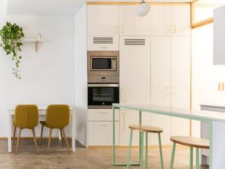 Salones minimalistas de Eeestudio Minimalista