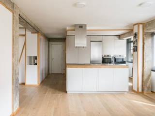 Cocinas minimalistas de Eeestudio Minimalista