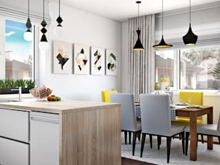 Kitchen by Artlike, Modern