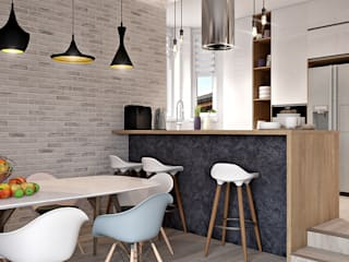Kitchen by Artlike, Scandinavian