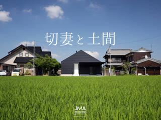 Rumah Minimalis Oleh JMA(Jiro Matsuura Architecture office) Minimalis