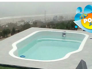 Pool Solei Giardino con piscina
