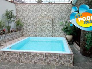 Pool Solei Kolam renang halaman