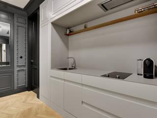 Mieszkanie w stylu minimalistycznym od Pro-Plan-Foto Minimalistyczny