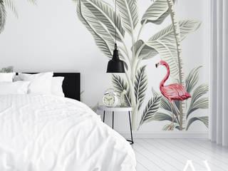 Tropische muren & vloeren van Alba Home Tropisch