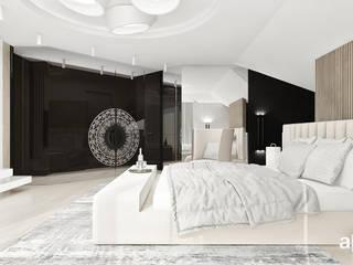 Chambre de style  par ARTDESIGN architektura wnętrz,