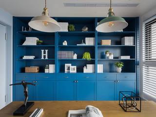 知域設計 Scandinavian style study/office