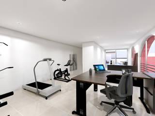 Study/office by ÖQ Arquitectos, Classic