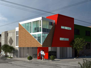 by ÖQ Arquitectos Modern