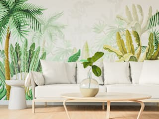 Tropical touch by LazyPanda Studio Tropical