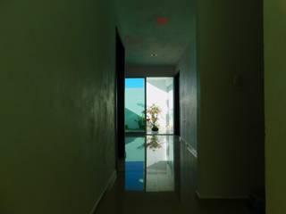 Minimalistischer Flur, Diele & Treppenhaus von CA ARQUITECTURA Minimalistisch