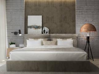Elegant bedroom / visualization от LazyPanda Studio