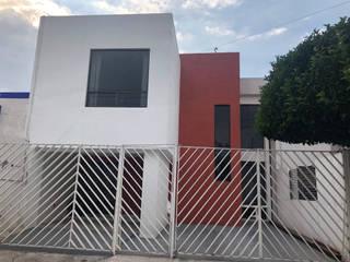 Casas unifamiliares de estilo  por LOGFE GRUPO DE ARQUITECTURA, Moderno