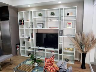 Living room by CASASUL