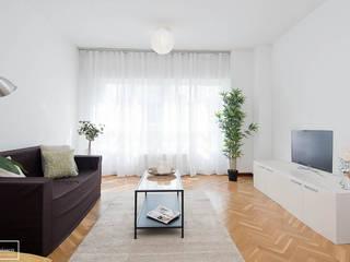Theunissen Staging y Decoración SL Living roomSide tables & trays Black