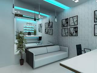CA Office: modern  by Verve design studio ,Modern