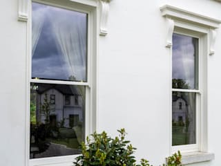 Heritage Window Replacement by Marvin Windows and Doors UK Classic