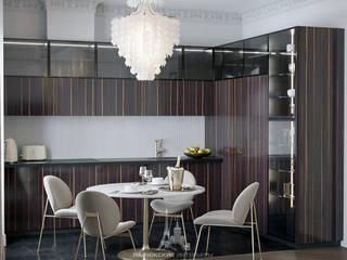 Cocinas de estilo  de Архитектурное бюро «Парижские интерьеры»
