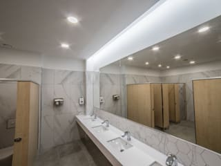 Baños modernos de Vivienda Sana Moderno