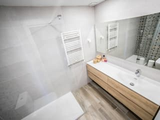 Modern bathroom by Vivienda Sana Modern