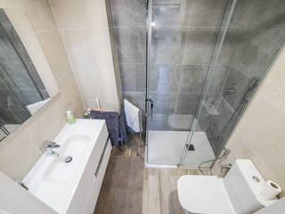 Casas de banho modernas por Vivienda Sana Moderno