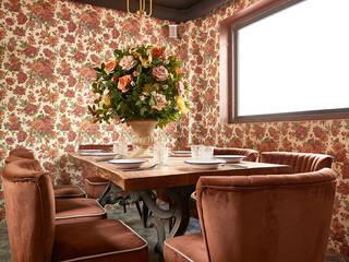 餐廳 by MisterWils - Importadores de Mobiliario y departamento de Proyectos., 古典風