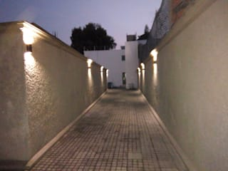 Casa Valles Tlalpan: Casas de estilo  por Arquitecto Jerónimo