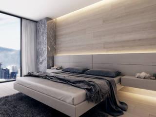 Moderne Schlafzimmer von ARQUIFY Modern