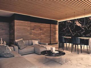 Moderne Wohnzimmer von ARQUIFY Modern