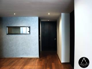 Moderner Flur, Diele & Treppenhaus von ARQUIFY Modern